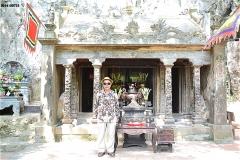 チャンアン 上陸した神社
