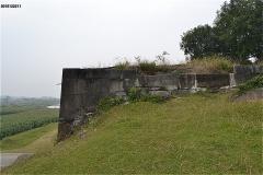 胡朝の城塞  北門