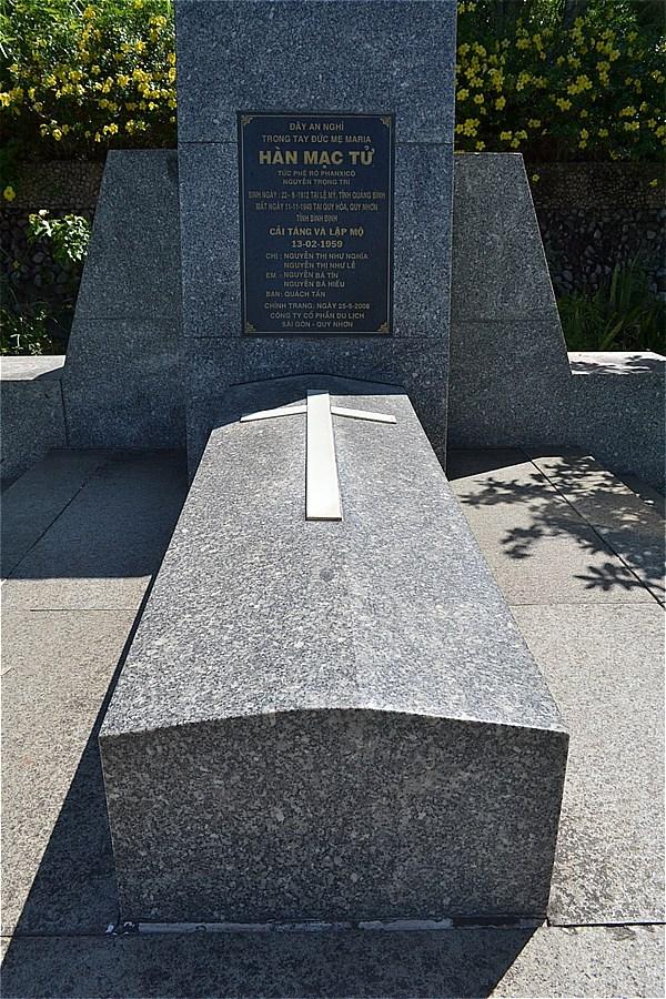 551-Han Mac Tu Tomb