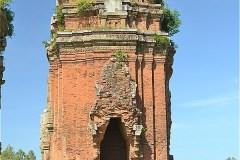 象牙塔 Duong Long Cham Temple (Tháp Chăm Dương Long)