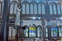 コントゥム大聖堂 (Cathedral of Kon Tum) 内部