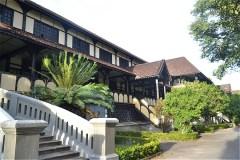 コントゥム司教公邸 (Tòa Giám Mục Kontum)