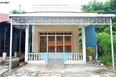 チャム族の建物(Tan Chau town):ハウザンをはさんで、チャウドック市の北側