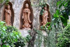 Chua Phuoc Dien (福田寺);Sam mountainside