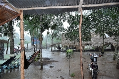 チャウドック市郊外 Suburb of tp.Chau Doc(nui Sam の西側)
