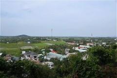 Tach Dong (Thạch Động) 洞窟からの眺望