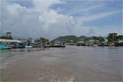 ホンチョン湾桟橋 (Bến Tàu Vịnh Hòn Chông)