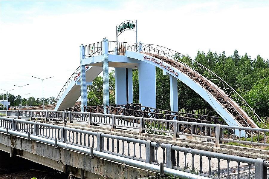 Đài quan sát rừng Cà Mau