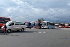 カマウ市FUTAバスターミナル