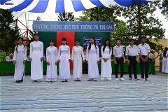 ヴォ・ティ・サゥ高校奨学金授与式